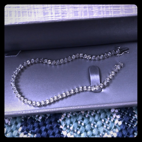 Zales Jewelry - Diamond Tennis Bracelet from Zales